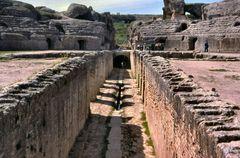 Anfiteatro romano.... Wie Dazumal!
