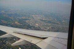 Anflug auf Köln 01