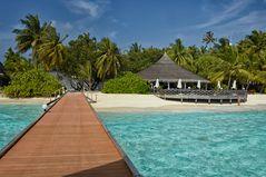 Angaga Malediven  Januar 2020