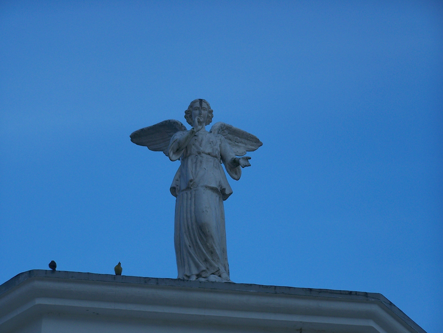 Angel del silencio