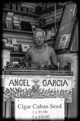 Angel Garcia Cigars 2014