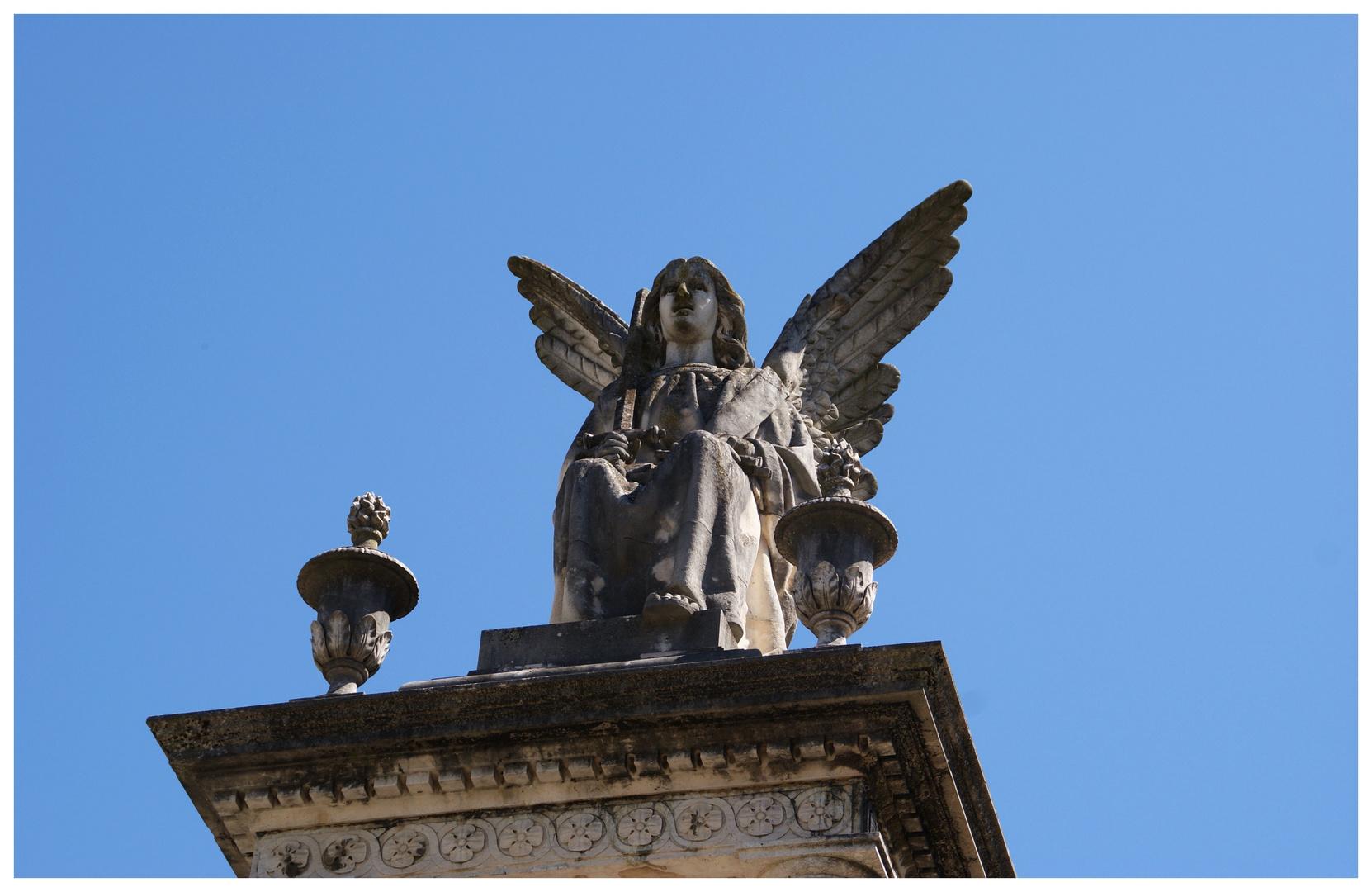 Angel in Lisbon