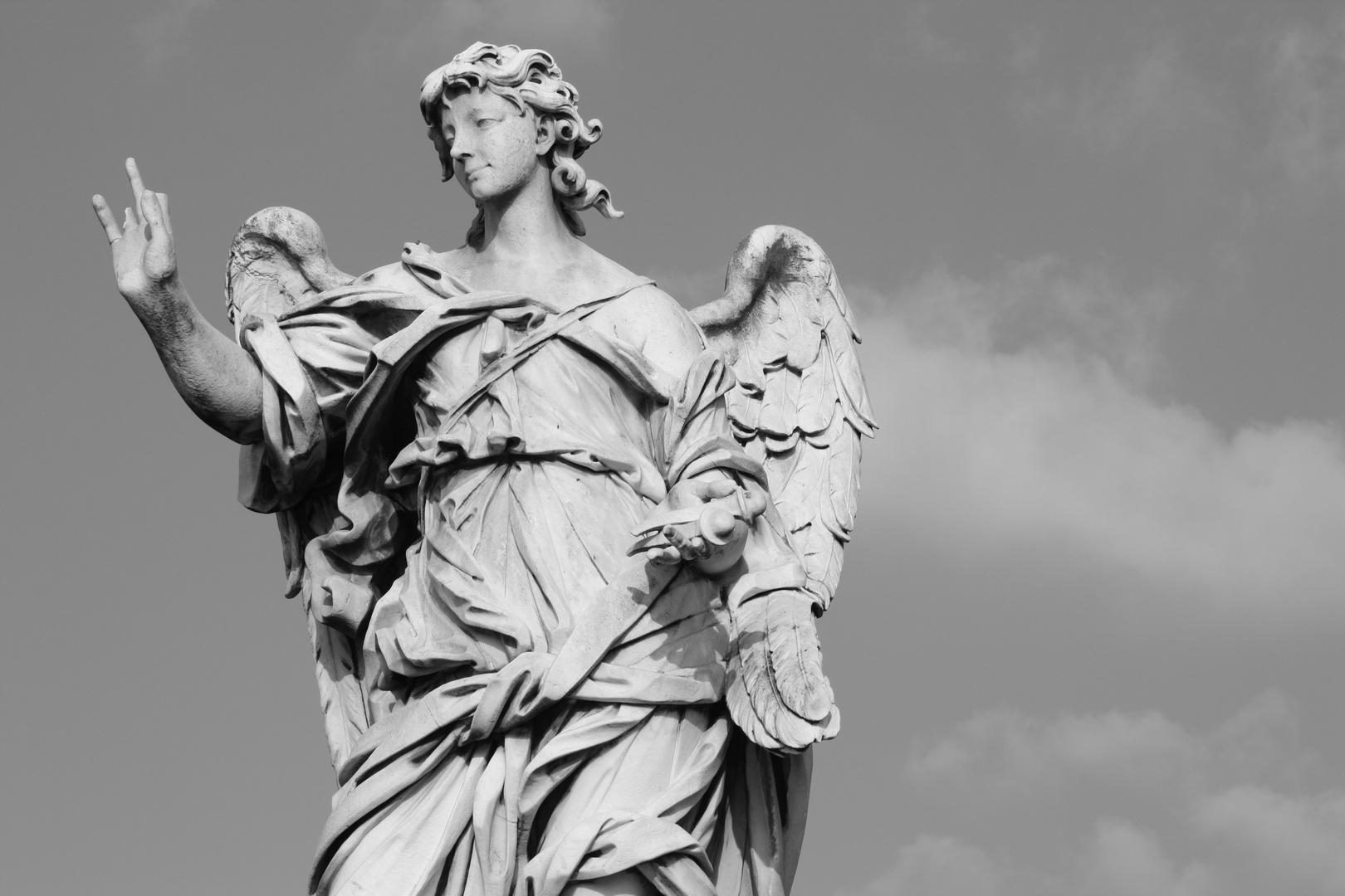 Angel on Ponte Sant'Angelo