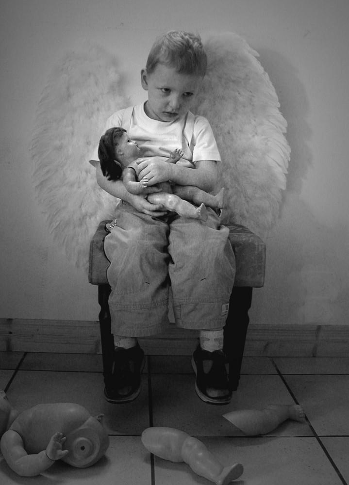 Angel or demon ?