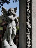 Angel standing