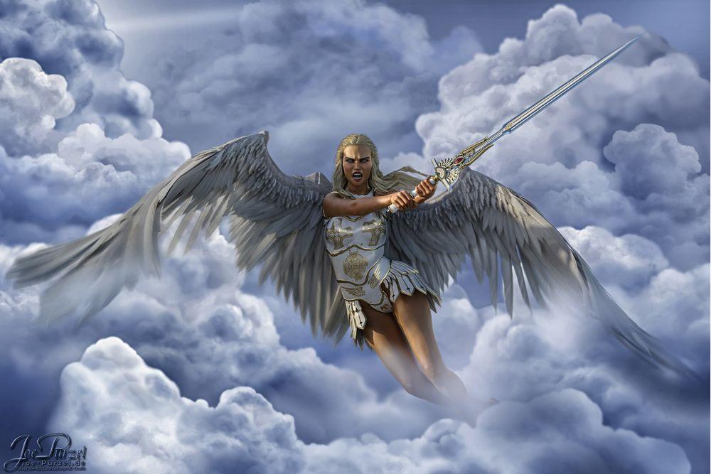 Angel - Warrior