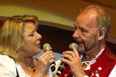 Angela Wiedl und Uwe