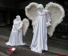 angeli a bergamo