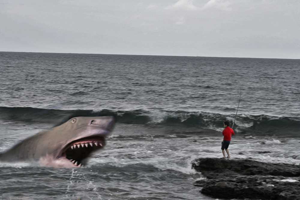 angeln ist einfach ein schönes hobby...