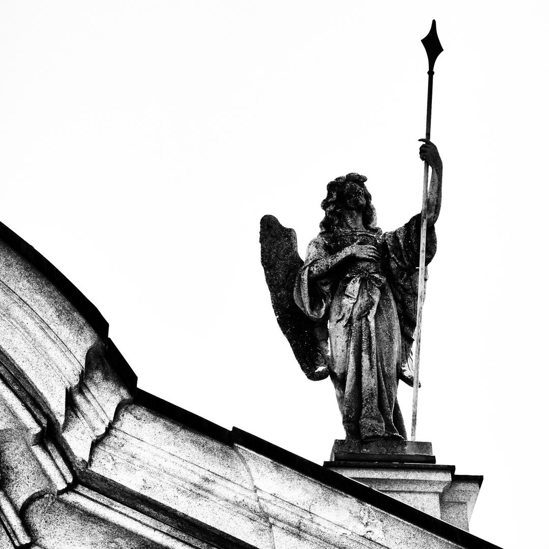 Angelo del Santuario SS Pietà in Cannobio