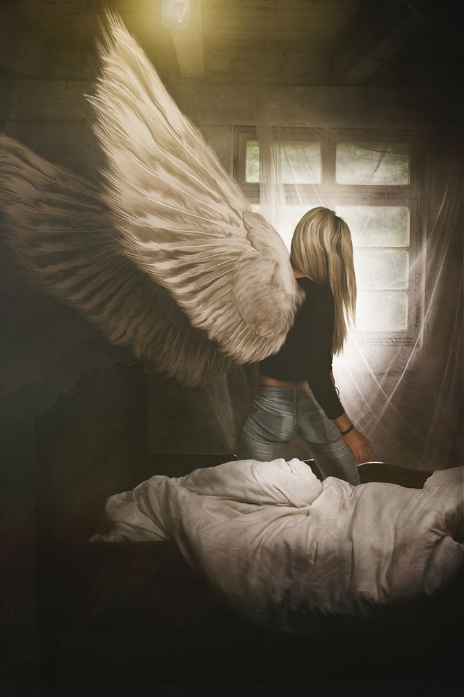 Angels's Morning