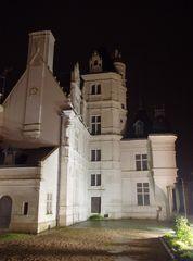 Angers de nuit : Le logis Barrault