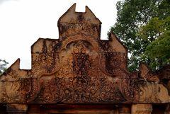 angkor, bantea srey, cambodia 2010