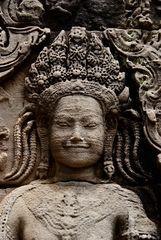 angkor II, cambodia 2010