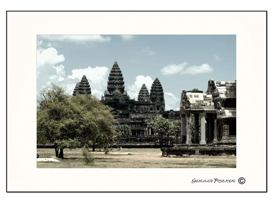 Angkor mal für mich alleine Teil 2