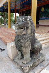 Angkor - Moderne Tempelanlage