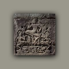Angkor Skulptur III ©