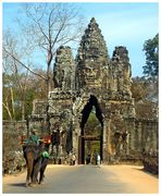 Angkor Thom....
