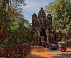Angkor Thom - East Gate ©