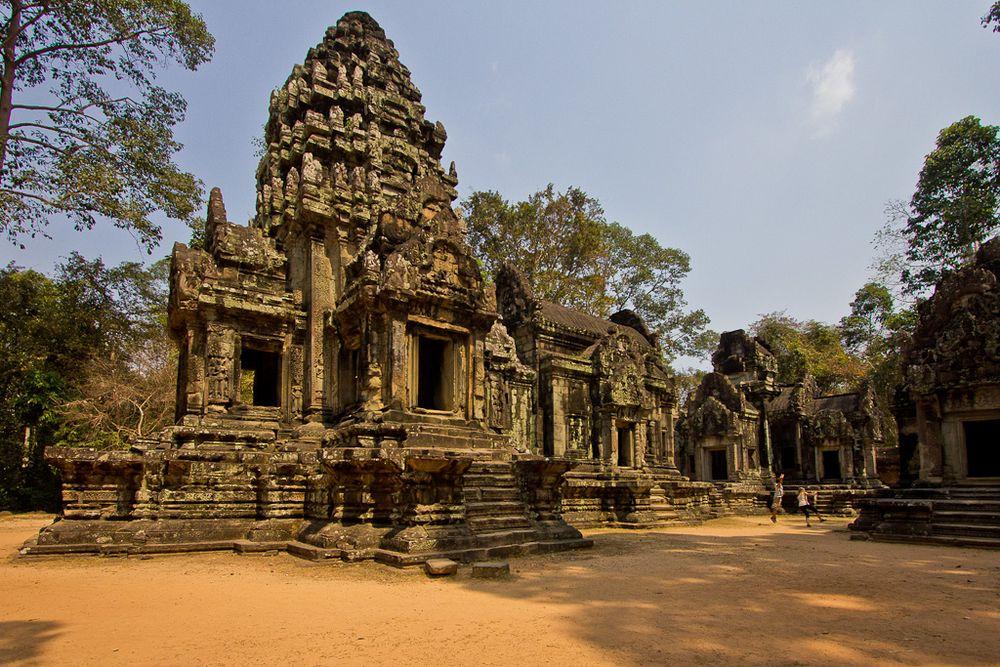 Angkor Thom - North Kleang