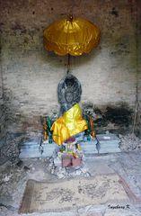 Angkor-Wat - buddistischer Altar
