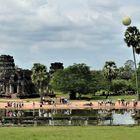 Angkor Wat. Kambodscha 2016