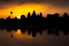 Angkor Wat - Morgenstimmung
