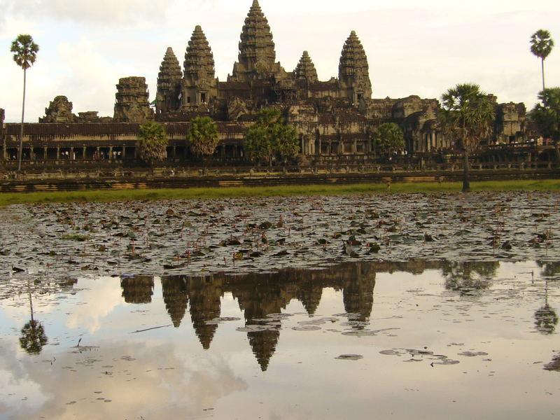 Angkor Wat, Siam Reap, Kambodscha