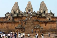 Angkor-Wat -Tempel