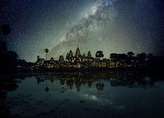 Angkor Wat ... wie es noch nie jemand gesehen hat...