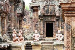 Angkor-Wat - -zwischen den Tempeln