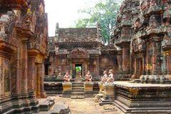 Angkor-Wat - Zwischen den Tempeln