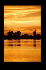 Angkor's Sun Rise