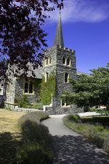 Angl. Kirche von Queenstown