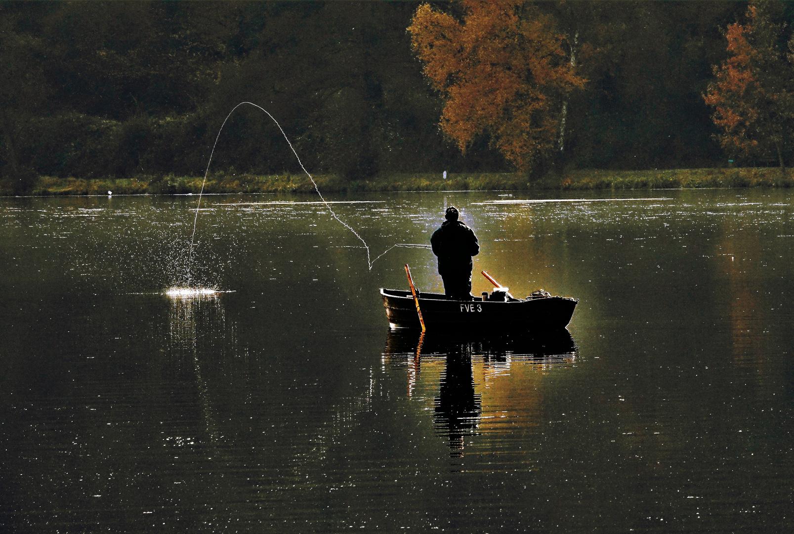 Angler Foto & Bild   outdoor, menschen Bilder auf