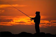 Angler ...