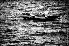 Angler im Bosborus