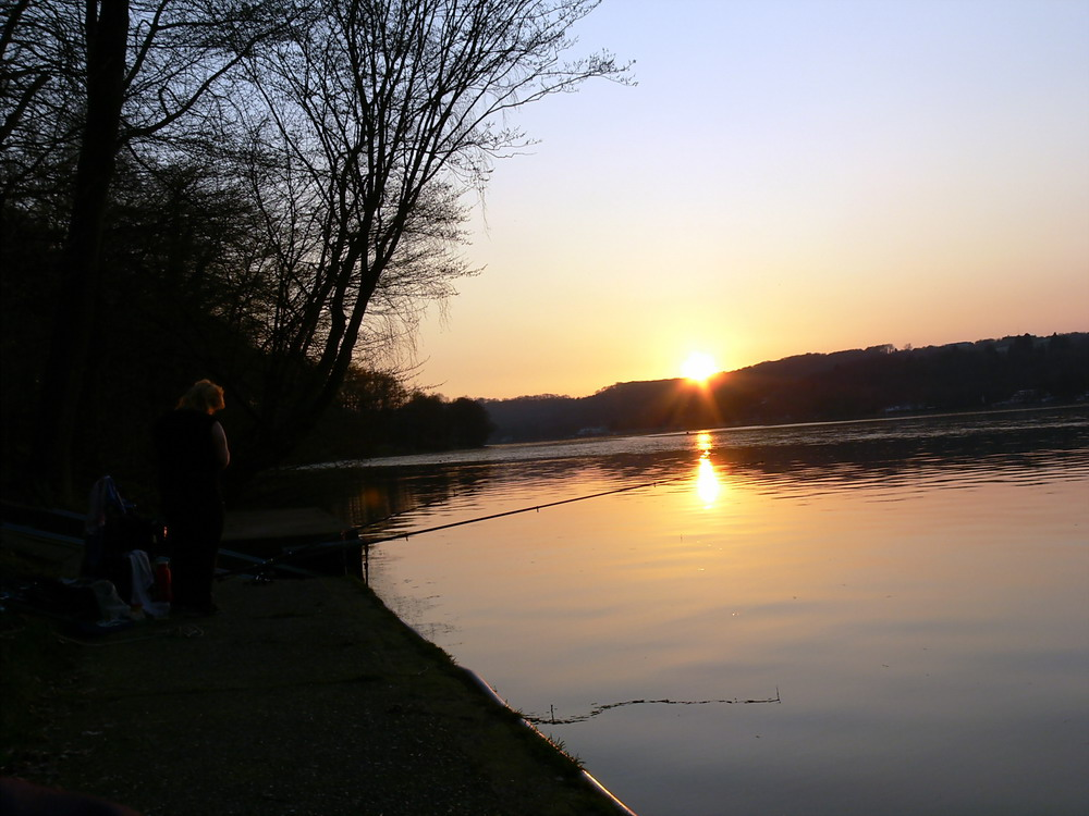 Angler-Ruhe