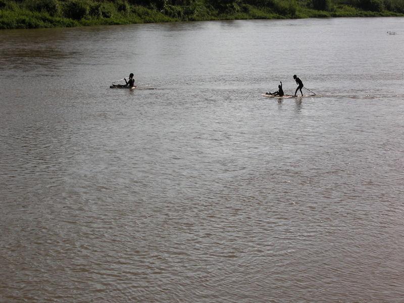 Angola - Catumbela River