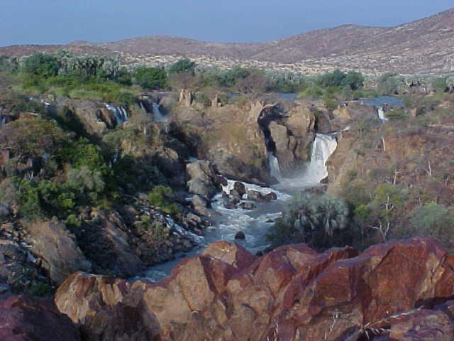 Angola - Cunene River 2006