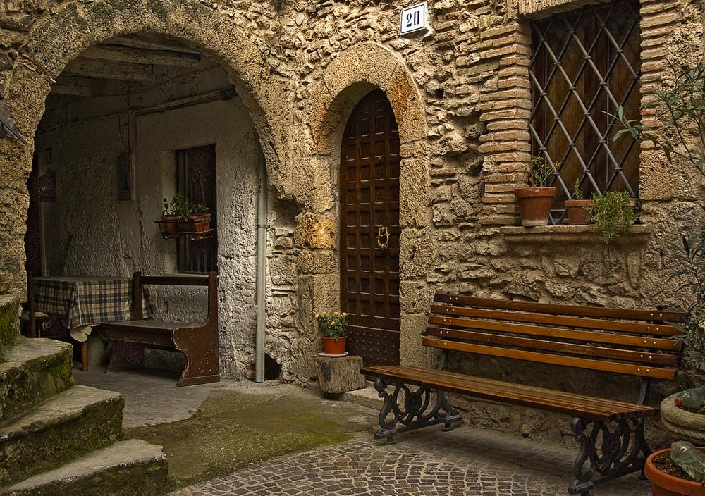 Angolo a Castel di tora