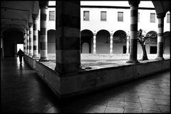 Angolo Chiostro di Sant'Agostino