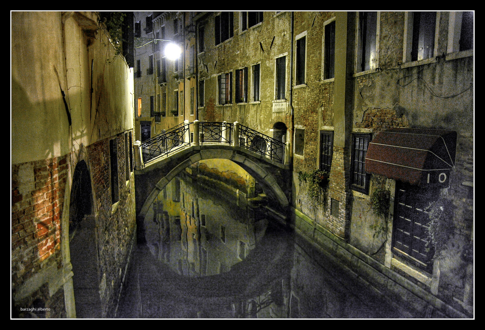 angolo di Venezia -3200 asa