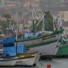 Angra dos Reis fishing boot
