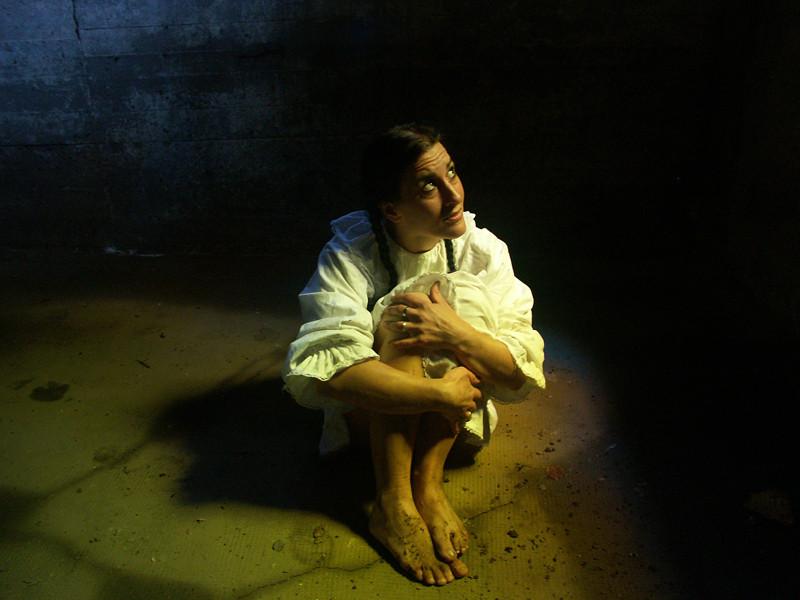 Angst im Bunker