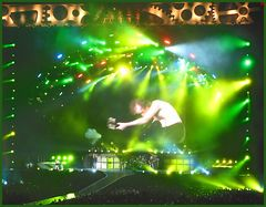 Angus Young in Action- AC/DC
