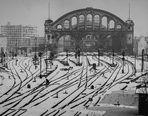 Anhalter Bahnhof ... außer Betrieb