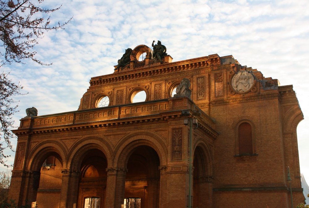 Anhalter Bahnhof Berlin
