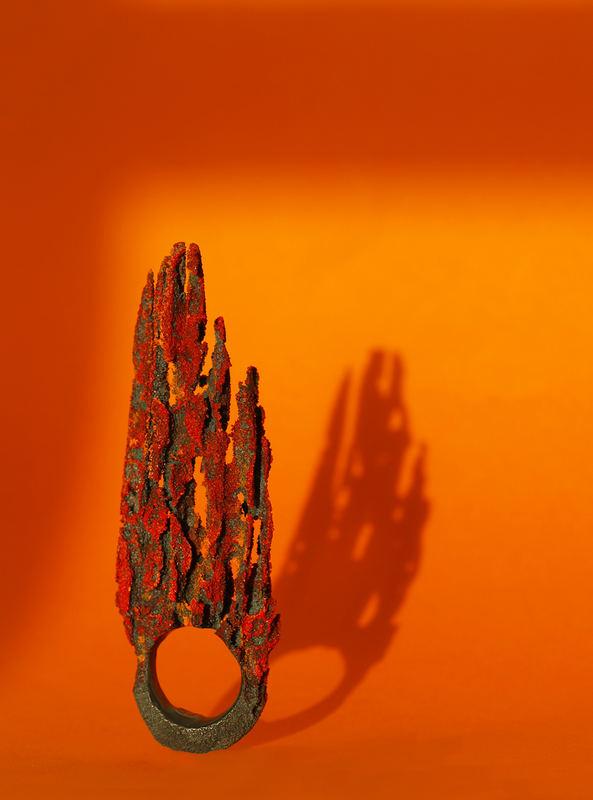 anillo de fuego - Ring aus Feuer