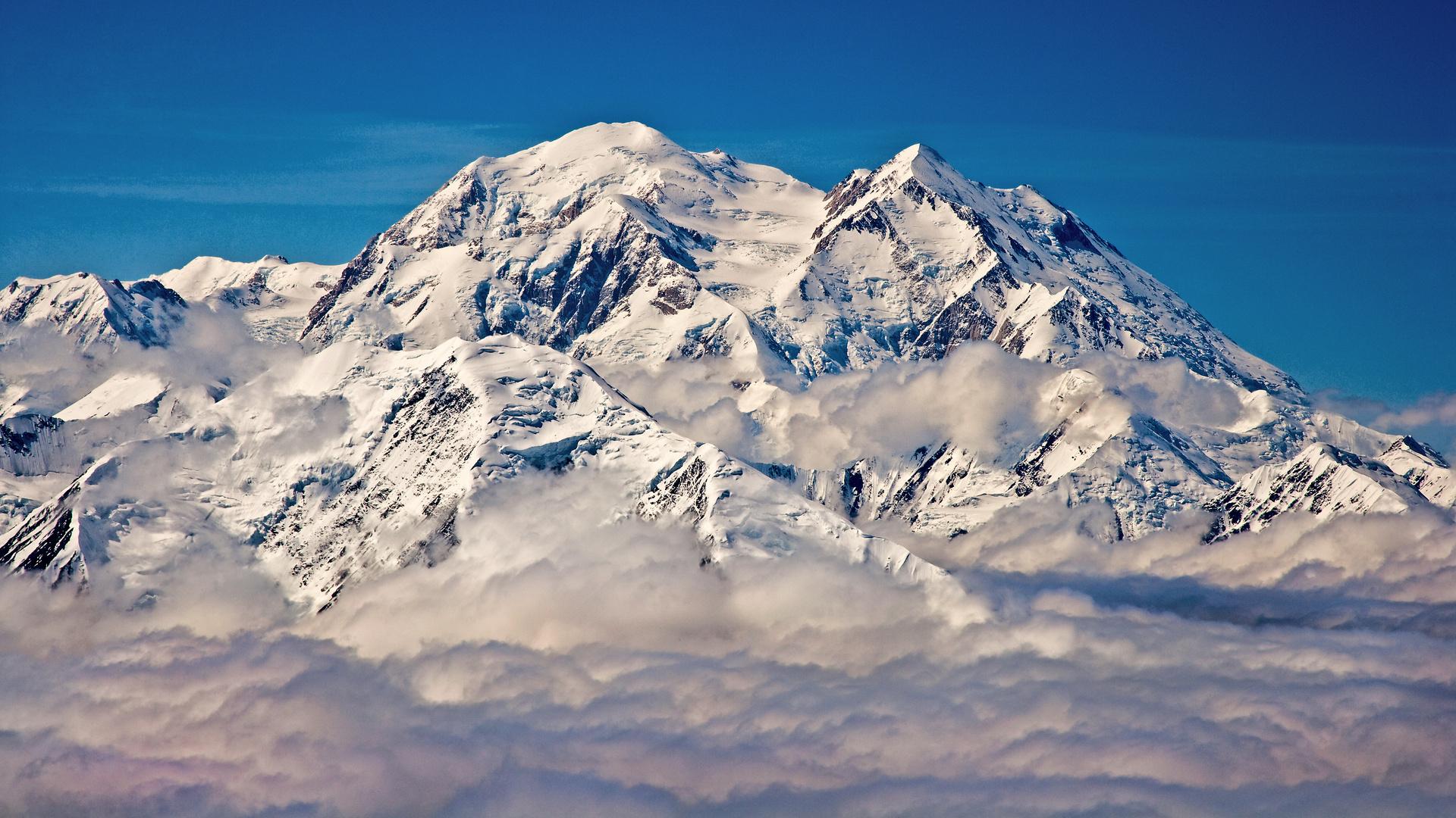 *anima montis* - Mount McKinley Alaska